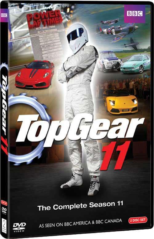TopGear 11 Top Gear S11E05
