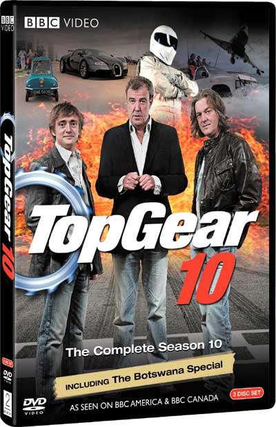 TopGear S10 Top Gear S10E05