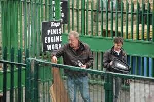 7397 300x199 Top Gear natáčí v Penistonu
