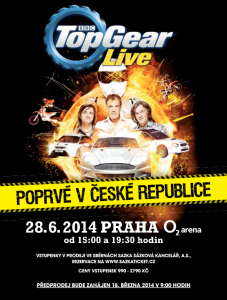10001392 10150381219269957 757863480 n 227x300 Top Gear Live v ČR