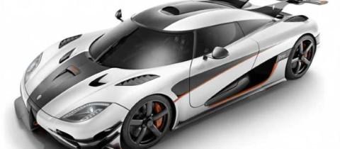Tohle je Koenigsegg Agera One : 1