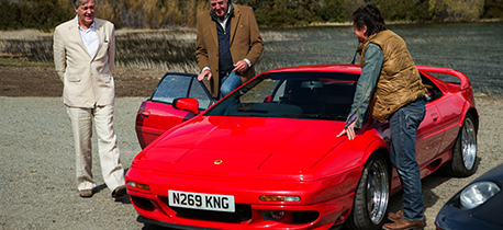 Top Gear S21E09 – Patagonský speciál – 2/2